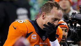 Eine echte Schmach für Peyton Manning.
