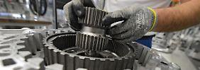 """Schmerzen im """"Rückgrat der deutschen Wirtschaft"""": Maschinenbauer steuern in die Krise"""