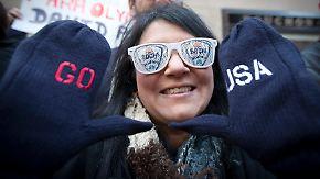 Erneute Terrorwarnung für Sotschi: US-Athleten sollen in Freizeit auf Nationalfarben verzichten