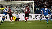 Starker Auftritt gegen blasse Hannoveraner: Schalke untermauert CL-Ambitionen