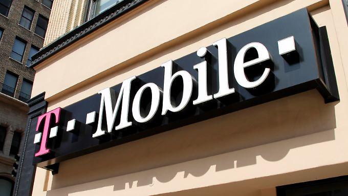 Sprint hat ein Auge auf T-Mobile US geworfen.