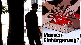 Probleme mit der EU programmiert: Schweizer stimmen für Ausländer-Stopp