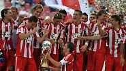 Zweimal Bayern, keinmal Raúl: Supercup geht an die Bayern