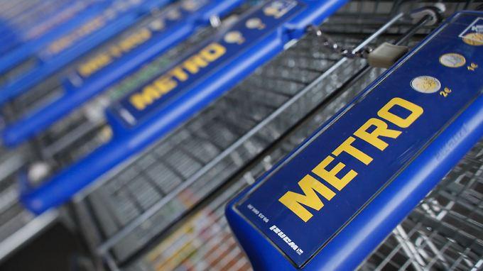 Schwacher Jahresauftakt: Metro arbeitet an vielen Baustellen