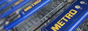 Krim-Krise und schwacher Rubel bremsen: Metros IPO-Plan steht auf der Kippe