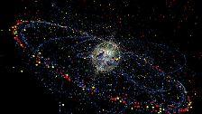 Immer mehr Weltraumschrott: Die Kollisionsgefahr im All wächst