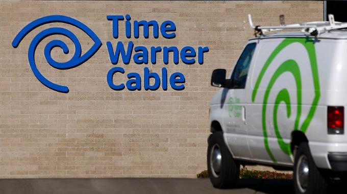 Ein Riesengeschäft in einem Riesenmarkt: Time Warner Cable geht an Comcast.