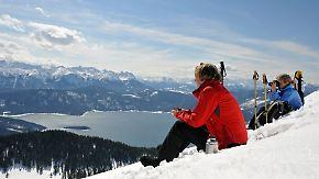 n-tv Ratgeber: Ein Skitag in den Alpen