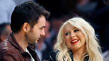 Verlobung am Meer: Christina Aguilera will wieder heiraten