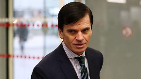 Sal. Oppenheim-Prozess: Goldman-Chef Dibelius tritt in den Zeugenstand