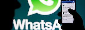 Telefonnummern der Nutzer, Schwächung der Konkurrenz: So kann Facebook von Whatsapp profitieren