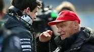 """Eine große Feier wird es nicht geben. """"Mich jucken Geburtstage nicht"""", sagt der Mann, der mit seinem roten Kapperl zum Gesicht der Formel 1 aufgestiegen ist, zum Franz Beckenbauer des Rennsports sozusagen."""