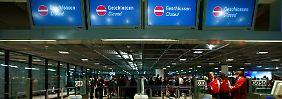 """""""Bleiben Sie zu Hause"""": Flughafen Frankfurt geht in die Knie"""