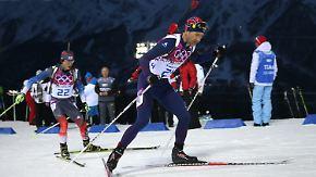 """Die erfolgreichsten Olympioniken: Björndalen und Björgen sagen """"Adieu"""""""