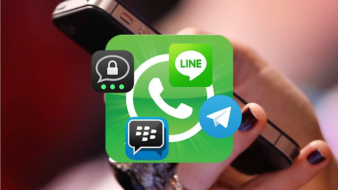 Threema ist die sicherste WhatsApp-Alternative.
