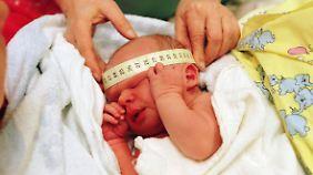Jede Frau soll entscheiden, wie und wo sie ihr Baby auf die Welt bringt.