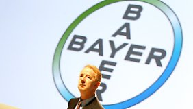 Bayer-Chef Marijn Dekkers.