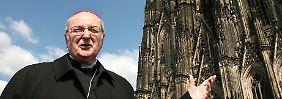 Köln bekommt nach 25 Jahren neuen Erzbischof: Kardinal Meisner ist im Ruhestand