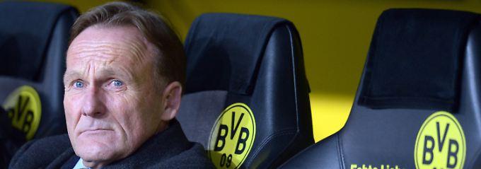 BVB-Geschäftsführer Hans-Joachim Watzke hat auch kräftig in den Kader investiert.