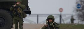 Kraftprobe auf der Krim: Kiew und Moskau befinden sich auf gefährlichem Kurs