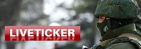 Liveticker: Kampf um die Krim