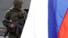 Das russische Parlament gibt grünes Licht für einen Militäreinsatz auf der ukrainischen Halbinsel Krim.