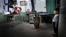 """""""Das Gesicht des syrischen Bürgerkriegs"""": Die Unicef-Fotos des Jahres 2013"""
