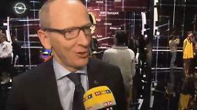 """Opel-Chef Neumann im Interview: """"Opel ist wieder Vorreiter"""""""