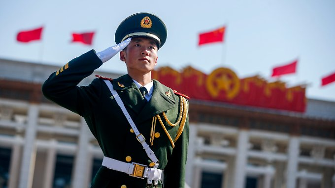 2020 soll das Sozialkreditsystem landesweit in China eingeführt werden.