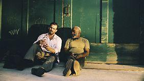 """Bukowskis Roman """"Factotum"""" - hier verfilmt von Bent Hamer - zeigt das Leben des Autors Anfang der 40er Jahre."""