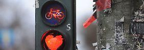 Rechte und Pflichten: Das dürfen Radfahrer im Straßenverkehr
