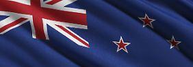 Nationalstolz ohne Union Jack: Neuseeländer sollen über Flagge abstimmen