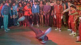 Auch Breakdance gehört zu den prägenden Elementen des Films.