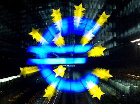 Der EZB spielt die niedrige Teuerungsrate in die Hände.