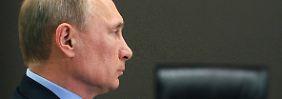 Industrie, Medien, Geheimdienst: EU will Putins Führungszirkel aussperren