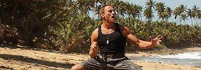 """""""Das ist kein Spiel, das ist Krieg"""": Van Damme im """"Dschungelcamp"""""""
