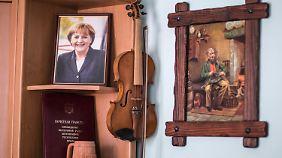 Merkel im Schrank, Russland in der Brust: So fühlen viele Krim-Deutsche.