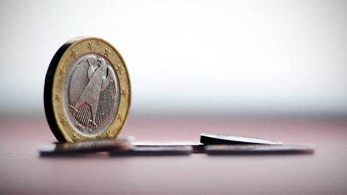 Im Euroraum wachsen die Sorgen vor einer Deflation.