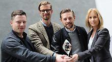 Comedy-Duo gewinnt Grimme-Preis: Joko und Klaas trotzen ARD und ZDF