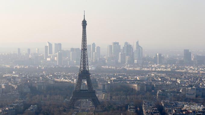 Im zweiten Quartal könnte die französische Wirtschaft richtig in Schwung kommen.