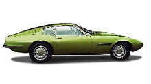 Zu den begehrtesten Modellen gehört nach Expertenmeinung der nach einem Saharawind benannte Maserati Ghibli.