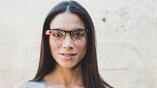 Die Datenbrille Google Glass soll stilvoller werden: Der Internetkonzern ...