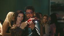 … sowie im zweiten Teil die Superagentin Natasha Romanoff alias Black Widow, die von Scarlett Johansson dargestellt wird.