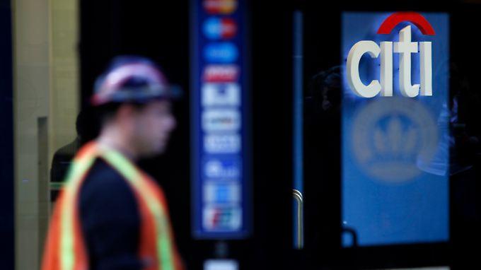 Die Fed lehnt die Kapitalpläne der Citigroup ab.