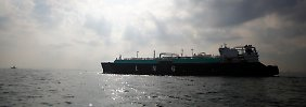 Liquified Natural Gas( LNG) per Schiff: Liegt Europas Zukunft im Westen?