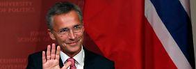 Allianz gibt Namen bekannt: Stoltenberg führt künftig die Nato