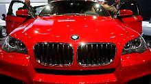 Groß, größer, eXtragroß: BMW baut SUV-Standort für X7 aus