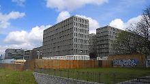 Millionen-Bau für Spione: BND-Vorhut bezieht neue Zentrale