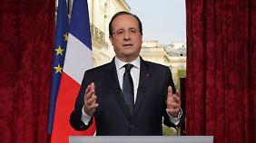 """Valls wird neuer Regierungschef: Hollande hat """"die Botschaft verstanden"""""""