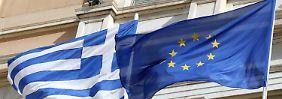 """Griechenland bekommt weitere Mittel. """"Frankreich muss seine Verpflichtungen aus dem Stabilitäts- und Wachstumspakt einhalten."""""""